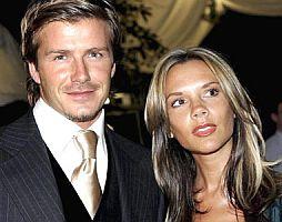 Дэвид и Виктория Бекхэмы (Beckham)