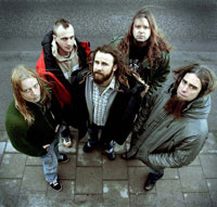 In Flames (Ин Флэймс). История группы